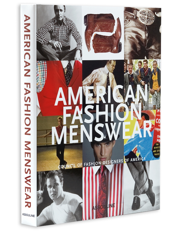 AMERICAN FASHION MENSWEAR 2009 Hardcover HUGE book Assouline GAY INTEREST