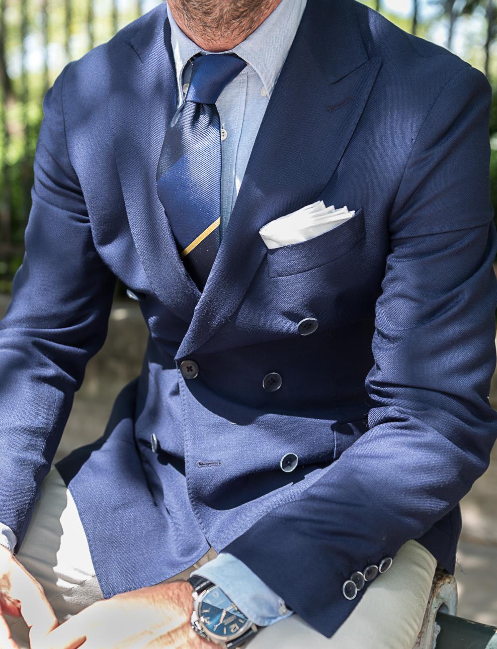 Blouson laine gris homme